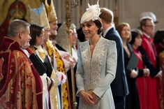 Kate Middleton Photos - Catherine, Duchess of Cambridge arrives for a service of thanksgiving for Queen Elizabeth II's 90th birthday at St Paul's cathedral on June 10, 2016 in London, United Kingdom. - National Service Of Thanksgiving To Celebrate The Queen's 90th Birthday