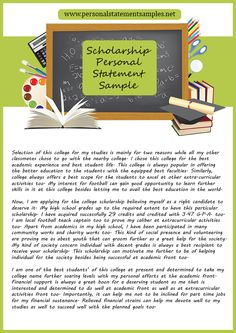Pharmacy school personal statement