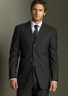 Classic Black Armani Suit☆