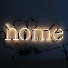 lampe veilleuse ancienne lettre d\'enseigne lumineuse \
