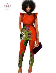 Dashiki Women 2 Piece Pants Sets Afrikaanse Jurken 2 Piece Outfits Pants Women  African Outfits 86c57693a70e