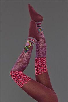 Michelle's Ruidoso - Desigual Vidriera Legging, $39.00 (http://www.michellesruidoso.com/desigual-vidriera-legging/)