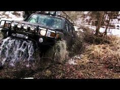HUMMER H3 IN MUD [Off-Road Control] - YouTube
