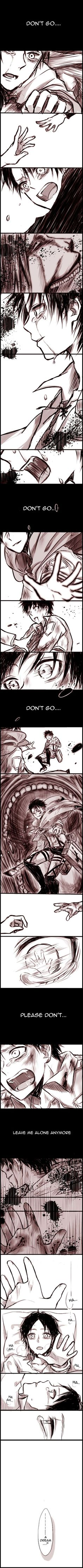 Now, just replace Levi with a person of your choice... Comment if you were literally crying...