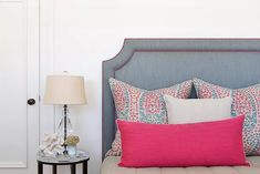 amersand   RAGLAN STREET English Interior, Bedspreads, Bed Pillows, Pillow Cases, Quilting, New Homes, Design Inspiration, Flooring, Contemporary