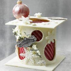 Dessert de Noël : gâteaux, biscuits et gourmandises à déguster : Bûche Stayachi - Café Pouchkine - Cuisine Plurielles.fr