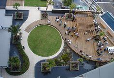 Monument, Darlinghurst // Taylor Brammer Landscape Architects