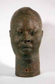 Yoruba Copper Head, Ife, Nigeria