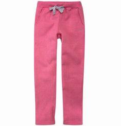 Ocieplane spodnie dresowe dla dziewczynki Pajama Pants, Pajamas, Sweatpants, Girls, Fashion, Simple Lines, Pjs, Toddler Girls, Moda