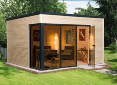 tiny home for the back yard