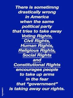 Who is taking rights from whom?!