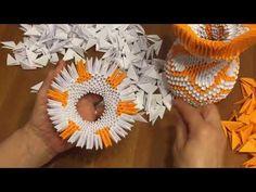 Tutorial Origami 3D | Vulpe - YouTube