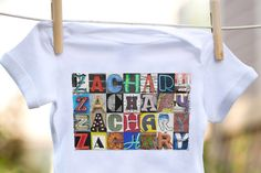 Zachary Hey, I found this really awesome Etsy listing at https://www.etsy.com/listing/204142776/baby-bodysuit-featuring-the-name-zachary