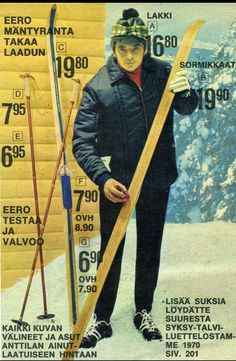 1971 Old Ads, Teenage Years, Vintage Ads, Finland, 1970s, Nostalgia, Old Things, Childhood, Memories