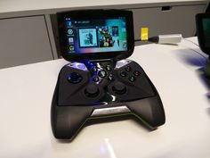 Hands On With Nvidia's Project Shield at CES 2013