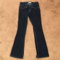never worn Levi bootcut jeans in perfect condition, never worn dark blue Levi's Pants Boot Cut & Flare