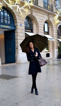 Paris Day One - The Londoner