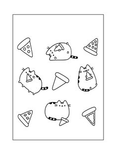 Pizza Coloring Page, Food Coloring Pages, Bear Coloring Pages, Coloring Sheets, Pizza Chef, Make Your Own Pizza, Pizza Delivery, Pizza Dough, Colouring Sheets