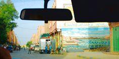 Grafitti in Marroc