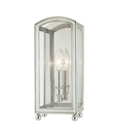 Hudson Valley 8401 Millbrook 16 Inch Wall Sconce for hallway stairs going to basement