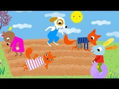 Savez-vous planter les choux - Les chansons de Pinpin et Lili - YouTube Conte, Kids Rugs, Diy Toys, Songs, Sprouts, Kid Friendly Rugs, Nursery Rugs