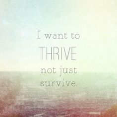 Try out the 8 week THRIVE experience! Sign up for free and get started!!