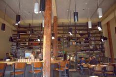 Alta's dining room, SF
