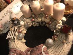 Advent, Christmas Wreaths, Star, Holiday Decor, Home Decor, Christmas Garlands, Homemade Home Decor, Holiday Burlap Wreath, Stars