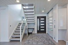 Lappiporras porras portaat portaikko lasikaide
