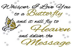 Butterfly Whisper Embroidery Design by SewGet2thePoint on Etsy