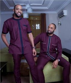 Do you need a professional tailor(s) to work with? Gazzy Consults is here to fill that void and save you the stress. We deliver both local and foreign tailors across Nigeria. Call or whatsapp 08144088142 African Shirts For Men, African Dresses Men, African Clothing For Men, African Attire, African Wear, African Women, Ankara Clothing, African Male Dress, Nigerian Men Fashion