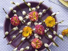 75 Coole Deko Ideen für Ostern 2014 - dekoration naturmaterialien küche idee ostern