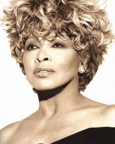 "Tina Turner, standing stronger than ever. Tina is Fabulous and still loved all over the world. Another ""Women Who Influence"""