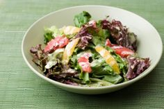 Alzheimer's-Fighting Spinach-Walnut-Citrus Salad | The Dr. Oz Show