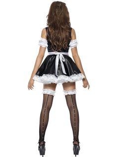 School Girl Fancy Dress, Fancy Dress Uniform, Fancy Dress Outfits, Costumes Sexy Halloween, Halloween Fancy Dress, Halloween Kostüm, French Fancy Dress, Hot Goth Girls, Carnival
