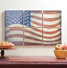 patriotic decorations for home