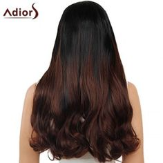 SHARE & Get it FREE | Adiors Perm Dyeable Long Middle Part Straight 180% Lace Front Synthetic WigFor Fashion Lovers only:80,000+ Items·FREE SHIPPING Join Dresslily: Get YOUR $50 NOW!