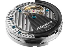 The Alpina watches movements Alpina Watches, World Timer, Watches Online, Cool Watches, Chronograph, Inventions, Smart Watch, Bracelet Watch, Stuff To Buy