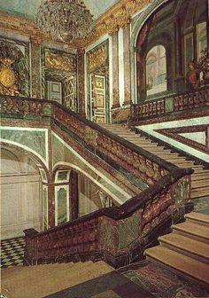 Escalier- Versailles