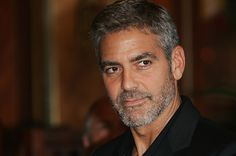 Mmm. Men with greying hair. George Clooney...mmm.