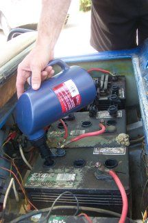 Watering electric golf cart batteries - The 3 Most Common Mistakes.