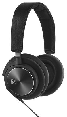 B&O PLAY by Bang & Olufsen Beoplay H6 Over-Ear Wired Headphone, 2nd Generation (Black)