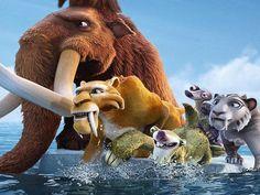 Veja novo trailer da animação A Era do Gelo 4 - Cinema - R7