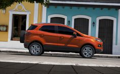 EcoSport Ford Specifications - http://autotras.com
