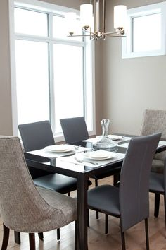 Home Staging by Fresh Living  Dining Room table option