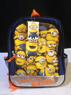 8f6686cdb791 DESPICABLE ME 2 ~ BOOK BAG backpack 16
