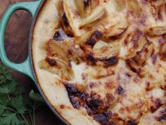 Cheesy Potato Gratin - Nancy Fuller Farmhouse Rules