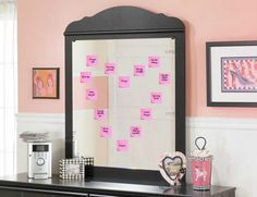 Post-It Note Heart  Girlfriend Gift Ideas  The Boyfriend Store  www.the-boyfriend-store.com