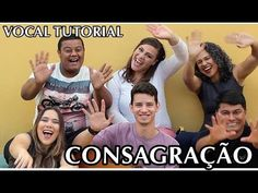 CONSAGRAÇÃO - Aline Barros (Cover + Tutorial ) VOCATO - YouTube