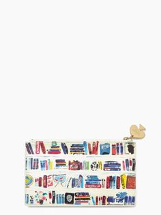 Like a Book Pencil Pouch Set